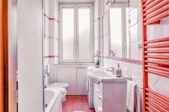 Servizio fotografico per Casa Vacanze, Toilette con Vasca/doccia