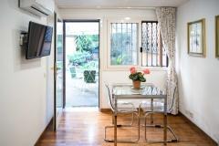 Servizio fotografico casa vacanze, Mini appartamento, Salotto
