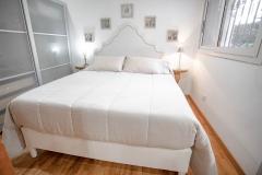 Servizio fotografico casa vacanze, Mini appartamento, Camera da letto matrimoniale
