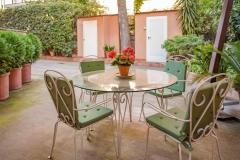 Servizio fotografico casa vacanze, Mini appartamento, Giardino