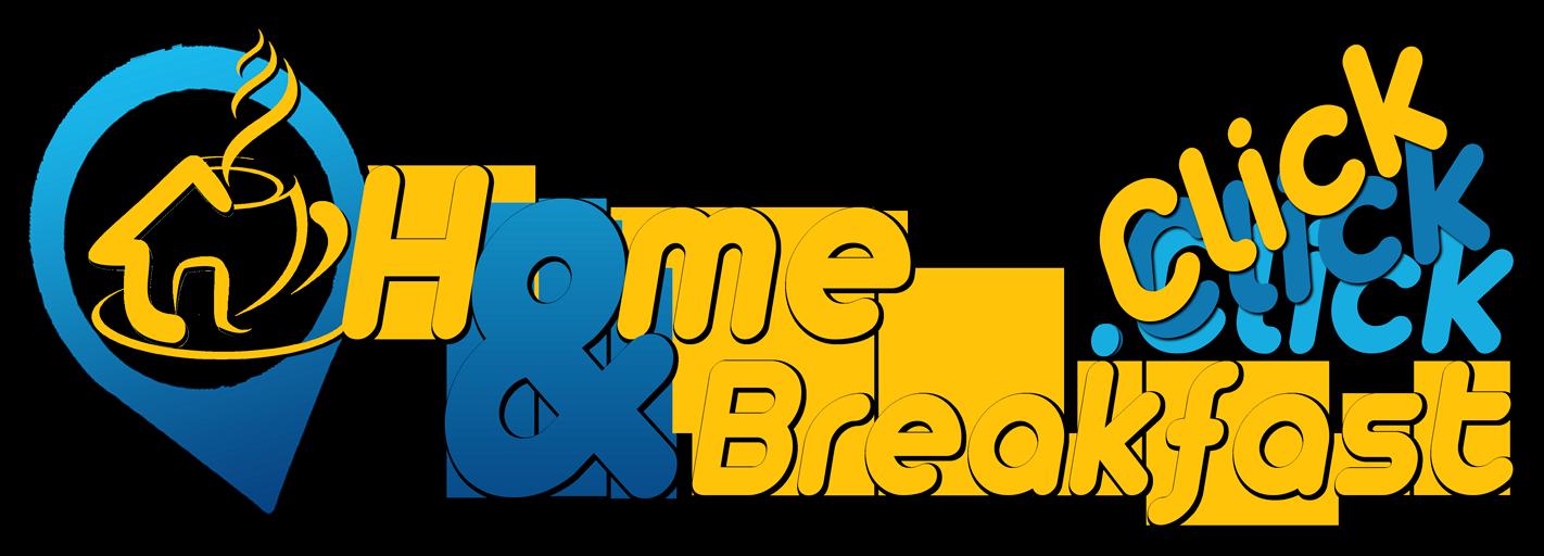 logo home and breakfast .click - fotografie professionali per le attività ricettive